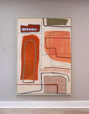 Al Bab by Laurence Leenaert contemporary artwork