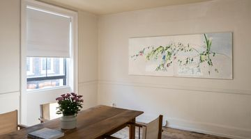 Contemporary art exhibition, Charlotte Verity, Echoing Green at Karsten Schubert London, United Kingdom