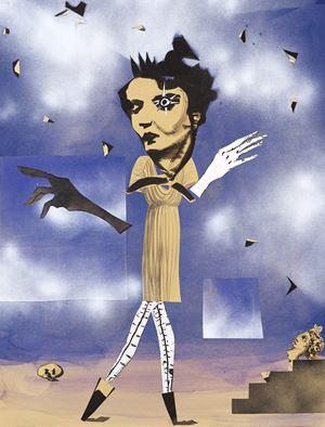 Tear 52 by Moyna Flannigan contemporary artwork
