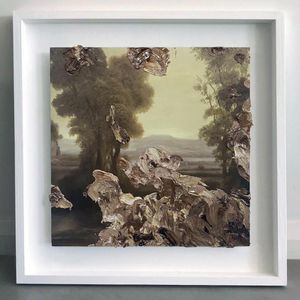 Landscape Study IV by Dean Fox contemporary artwork