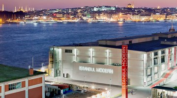 Istanbul Modern contemporary art institution in Istanbul, Turkey