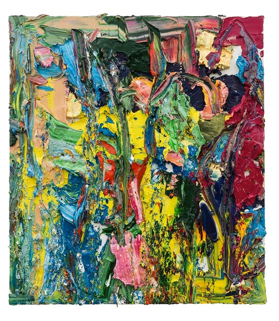 Spring Offering No.3 春之祭(三) by Zhu Jinshi contemporary artwork