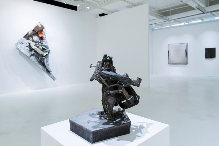 Exhibition view: Group Exhibition, Vis-à-Vis, Pearl Lam Galleries, H Queen's, Hong Kong (19 September–27 October 2018). Courtesy  Pearl Lam Galleries.