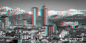 Grattacielo Pirelli e Torre Breda, Milano by Alberto Fanelli contemporary artwork