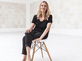 One Artist's Surprising, Powerful New Subject: 1,000 Dishcloths