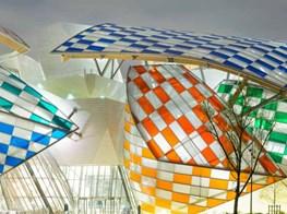 Foundation Louis Vuitton unveils Daniel Buren's 'Observatory of Light'