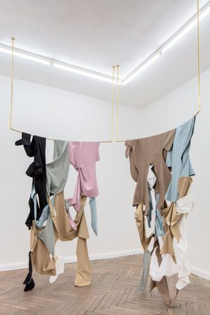 to catch our coloured shadows no. 2 by Fanny Gicquel contemporary artwork