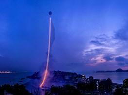 'Sky Ladder: The Art of Cai Guo Qiang'