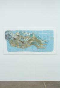 Ritual Bathers by Christian Holstad contemporary artwork mixed media