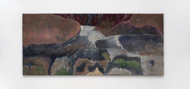 Morrer deve ser tão frio quanto na hora do parto by Gokula Stoffel contemporary artwork