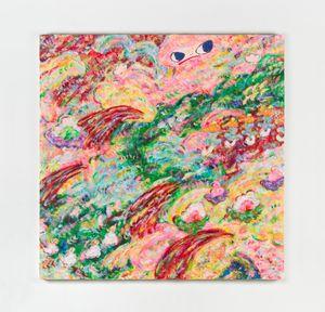 Untitled (ARP21-07) by Ayako Rokkaku contemporary artwork