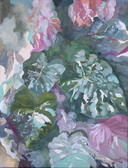The admission from plants 植物自白 by Hsu Chia-Ning contemporary artwork