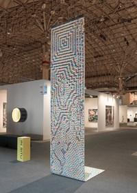 Virtual Failure by Troika contemporary artwork sculpture