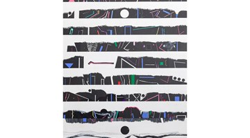 Contemporary art exhibition, DAAN VAN GOLDEN, GENICHIRO INOKUMA, RICHARD RHYS, Pattern, Forms of Beauty at The Club, Tokyo