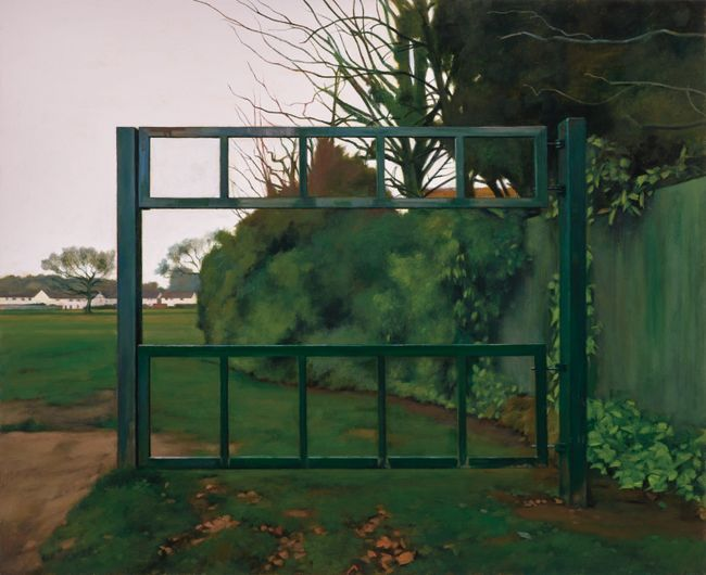 Foreign Object by George Shaw contemporary artwork