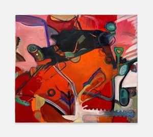Umbrella by Alex Hubbard contemporary artwork
