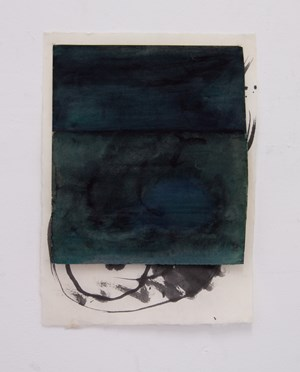 green calx by André Piguet contemporary artwork
