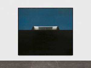 Forme de San-Francisco / Clair de Lune by Horia Damian contemporary artwork