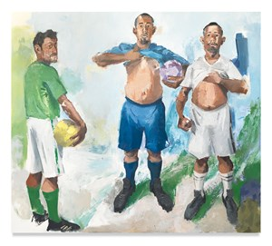 Antonio, Carlos and Francisco by John Sonsini contemporary artwork