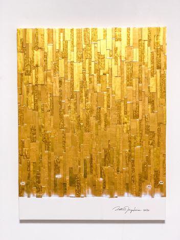 Exhibition view:Katsumi Hayakawa,Echoes of the Senses, Micheko Galerie, Munich (19 June–31 July 2020). Courtesy Micheko Galerie.