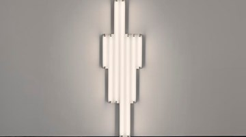 Contemporary art exhibition, Dan Flavin, Fluorescent Light 1964-1995 at PKM Gallery, Seoul