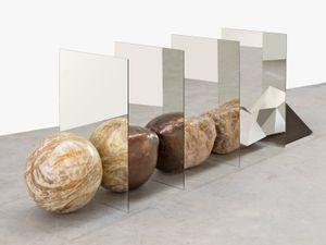 Trans-for-Men (Fibonacci) 5 by Alicja Kwade contemporary artwork