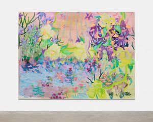 A dreamful ease by Sarah Ann Weber contemporary artwork