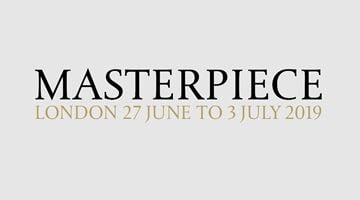 Contemporary art exhibition, Masterpiece London at Sundaram Tagore Gallery, Hong Kong