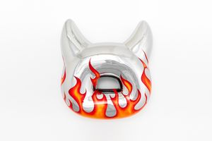 Devil Donut is Hot!! by Jae Yong Kim contemporary artwork sculpture