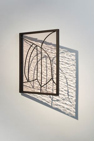 Stained Glass Series, Untitled (1) by David Murphy contemporary artwork