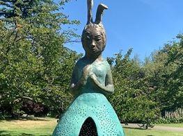 Frieze Sculpture 2019: See the Contemporary Art in London's Regent's Park