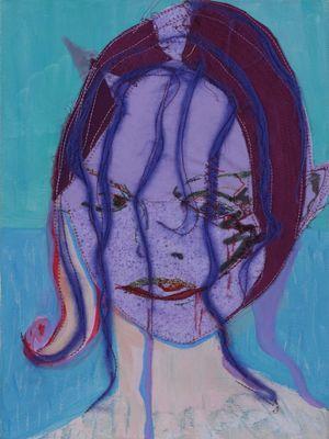 Octopus Spirit by Eva Zhang contemporary artwork