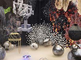 A Multisensory Exquisite Corpse: Haegue Yang at Seoul's Kukje Gallery