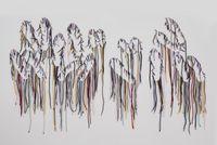 Sole Revel by Nari Ward contemporary artwork installation