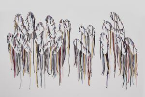 Sole Revel by Nari Ward contemporary artwork