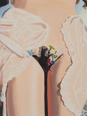 Dreamland welcomes you I by Lena Johansson contemporary artwork