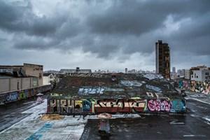 San Francisco, Above Mission Street I by Daniel Lee Postaer contemporary artwork