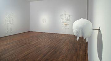 Contemporary art exhibition, Prune Nourry, Catharsis at Templon, 28 Grenier Saint-Lazare, Paris