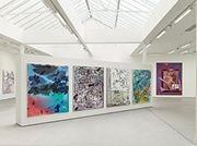 The magic of Laura Owens' radical paintings