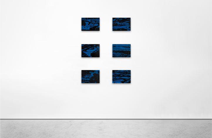 Exhibition view: Fabienne Verdier,Solstices, Galerie Lelong & Co. (24 June–5 July 2020). Courtesy Galerie Lelong & Co. Paris.