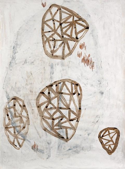 Calfeutrer nos âmes amochées by Arpaïs Du Bois contemporary artwork