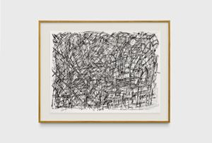 Desenho que ficou de aparecer by Milton Machado contemporary artwork
