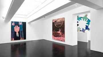 Contemporary art exhibition, Group Exhibition, Girl Meets Girl at Choi&Lager Gallery, Cologne