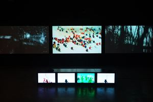 Compounded Performance by Feng Bingyi contemporary artwork