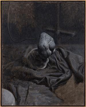 The Argon Welder X by Pietro Roccasalva contemporary artwork