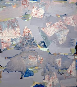 Moh by Bettina Marx contemporary artwork