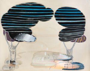 Organische Spiegelung by YI YOUJIN contemporary artwork