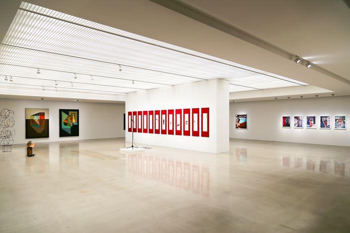 Exhibition view: Group Exhibition,Dancing Queen, ARARIO GALLERY CHEONAN (19 May–11 October 2020). Courtesy ARARIO GALLERY.