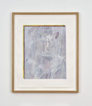 Colors of Grey #5 by Thu Van Tran contemporary artwork