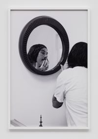 Mirror #2 (The Modernist) by Catherine Opie contemporary artwork photography